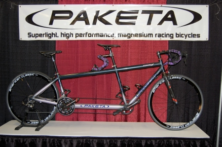 Paketa V2 Tandem with Gates timing belt