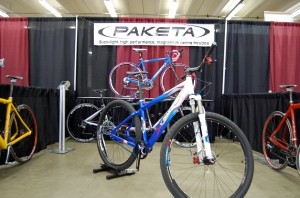 The new Wac Corporal 29er SS with belt drive