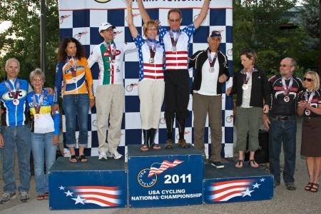 paketa magnesium racing tandem beth and steve worley win the race