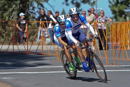 paketa magnesium racing tandem bicycle