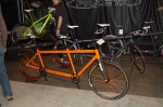 Here is the 18th Street Scorcher. A fast single speed tandem