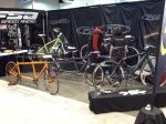 Paketa Magnesium bikes at NAHBS 2013 in Denver